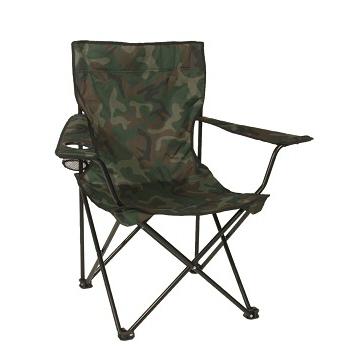 Mil-tec - Relax Campingstol (Woodland)