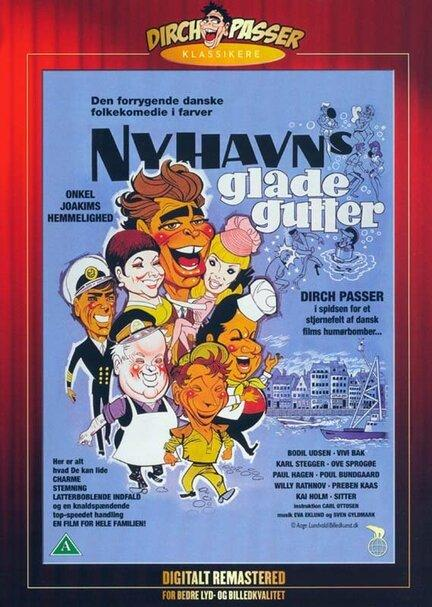 Nyhavns glade gutter, DVD