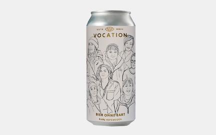 Bier Ohne Bart - Hefeweizen fra Vocation