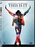 This is it, DVD, Michael Jackson