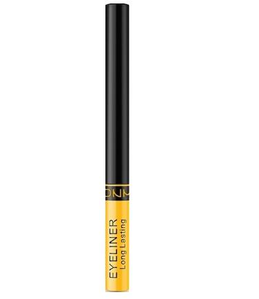 gul-eyeliner-MAT-vandfast-makeup-spanews-Farum
