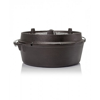 Petromax - Dutch Oven ft6 med en plan bund