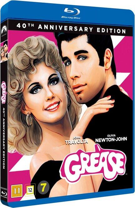 Grease, Bluray, Movie