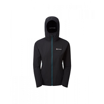 Montane - Fem Orbit Stretch Jacket (Black)