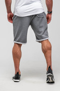 Stony Sportswear, Deadlift Gym Shorts i Mørke Grå 3