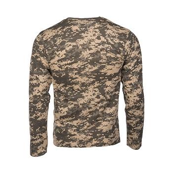 Mil-tec - T-shirt Langærmet (AT-digital)