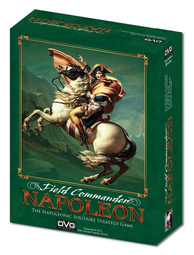 Field commander Napoleon
