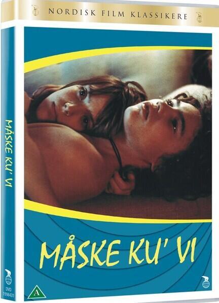 Måske ku vi, Måske ku' vi, DVD Film, Movie