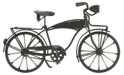 Cykel med støtteben reto
