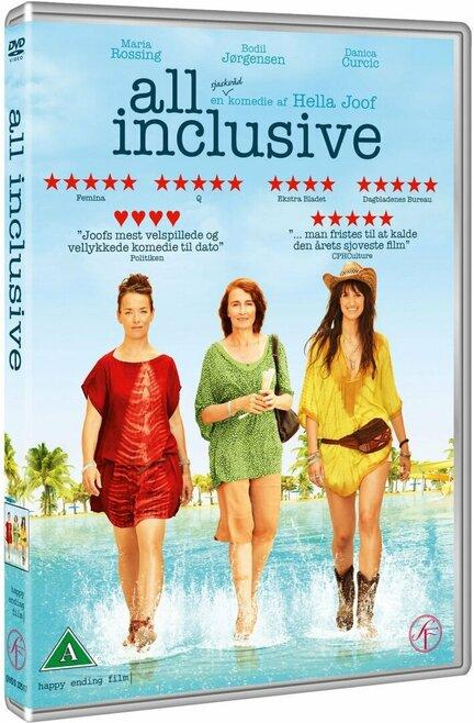 All Inclusive, DVD, Movie