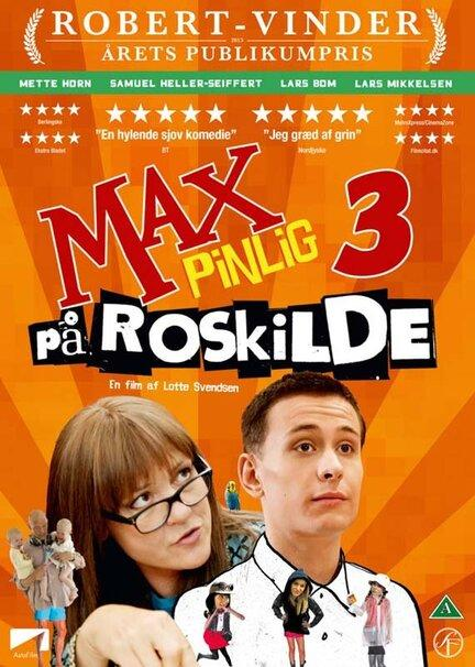 Max Pinlig, DVD, Movie