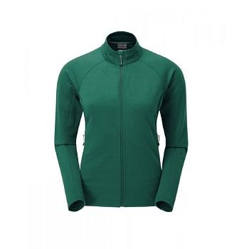 Montane - Fem Bellatrix Jacket (Wakame Green)