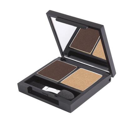 Certified Organic Flora Eyeshadow DUO Pallet Classic