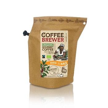Brew-Company - Ethiopia Fairtrade & Økologisk kaffe