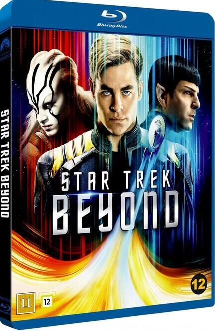 Star Trek 3, Beyond, Bluray