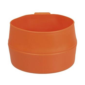 Wildo - Fold-a-cup 600 ml. Orange