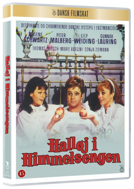 Halløj i Himmelsengen, Dansk Filmskat, DVD, Film, Movie
