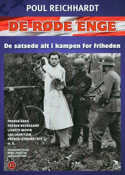 De røde enge, Besættelsen, DVD, Film, Movie