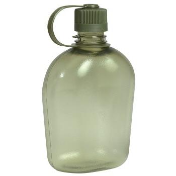 Mil-tec - Feltflaske 0,95 L (Transparent)