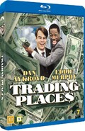 Bossen og Bumsen, Trading Places, Bluray, Movie