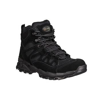 Mil-tec - Squad Boots 5 Tommer (Sort)
