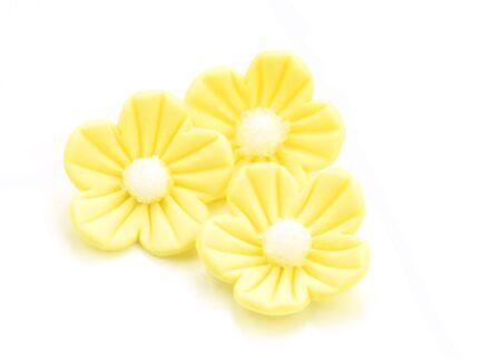 Sukkerblomster gul