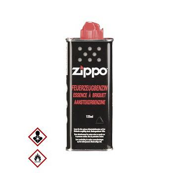 Zippo - Lighter Benzin 125 ml.