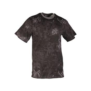 Mil-tec - Camo T-shirt (Mandra Nat)