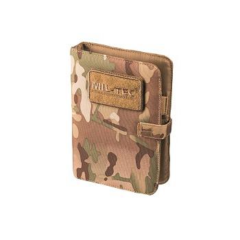 Mil-tec - Tactical Notebook Small (Multicam)