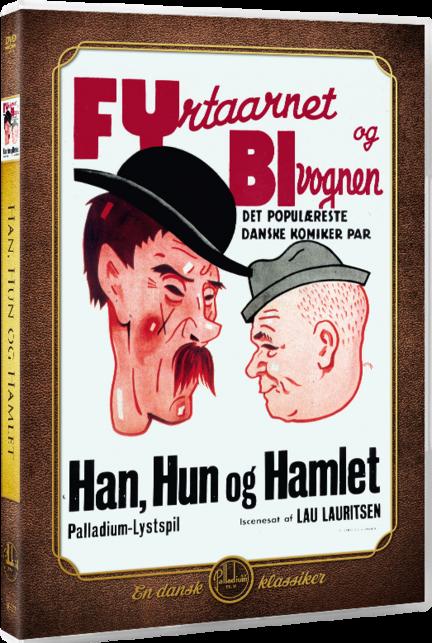Han, Hun og Hamlet, Palladium, Fyrtårnet og Bivognen, Fy & Bi, DVD, Movie