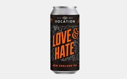 Love & Hate - NEIPA fra Vocation