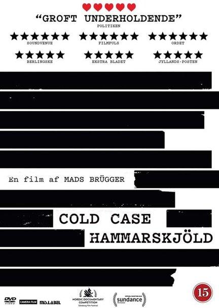 Cold Case Hammerskjöld, DVD Film, Movie
