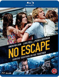 Owen Wilson, Pierce Brosnan, No Escape, Bluray