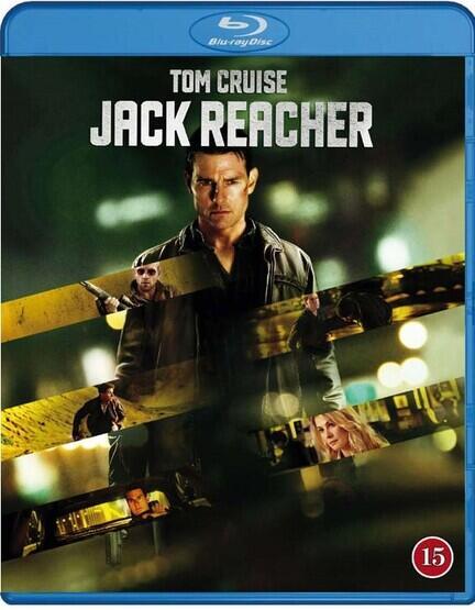Jack Reacher, Bluray, Movie