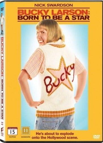 Bucky Larson Born to be a star, DVD