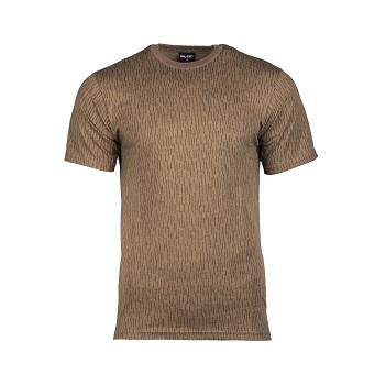 Mil-tec - Camo T-shirt (Strichtarn)