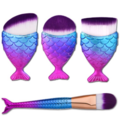 blush-makeup-pensel-foundation-pensel-pudderkost