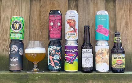 Få 10 Pale Ale øl hver måned · Beer Me