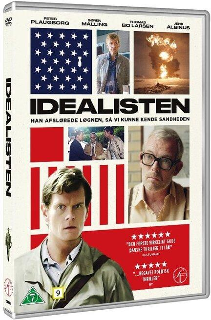 Idealisten, DVD Film, Movie, den kolde krig