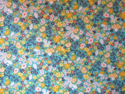 patchwork stof bomuldstof