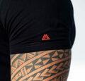 Delta t-shirt ærme logo