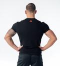 Delta t-shirt ryg