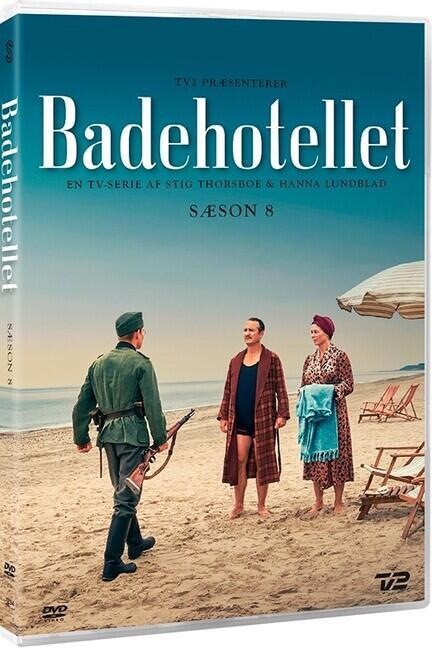 Badehotellet, TV Serie, DVD Film, Movie