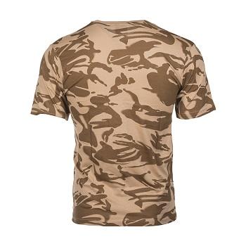 Mil-tec - Camo T-shirt (Brittisk Ørken)