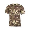 Mil-tec - Camo T-shirt (Vegetato)