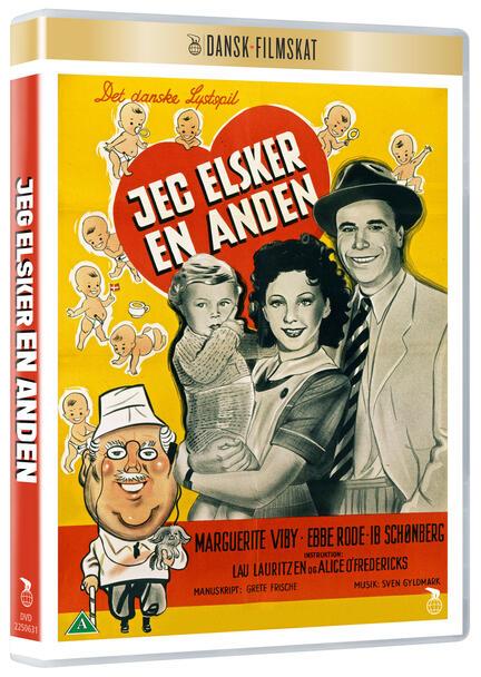Jeg elsker en anden, Dansk Filmskat, DVD, Film, Movie