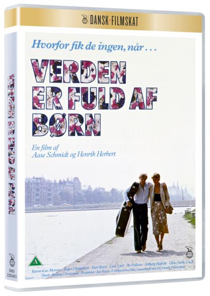Verden er fuld af børn, Dansk Filmskat, DVD,