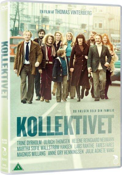 Kollektivet, DVD