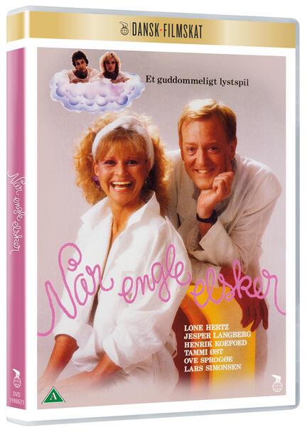 Når engle elsker, DVD, Film, Movie, Dansk Filmskat