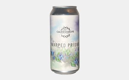 Warped Prisms - New England IPA fra Caleidoskope   Beer Me